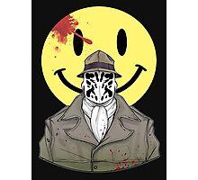 Watchmen Rorschach Photographic Print