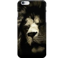 We ride down my enemies ..on their half-hearted flight..no voice of mercy..no evangels of light.. Where blood of my enemies lies iPhone Case/Skin