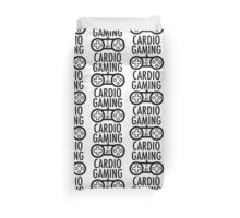 Gaming Is My Cardio Duvet Cover