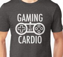 Gaming Is My Cardio Unisex T-Shirt
