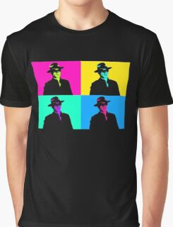Magneto Pop Art Graphic T-Shirt