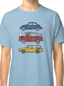 Vintage Volkswagen Family Classic T-Shirt