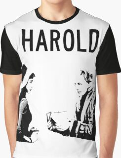 Harold....carol aird and therese belivet Graphic T-Shirt