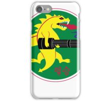25th Fighter Squadron iPhone Case/Skin