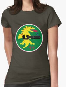 25th Fighter Squadron Womens Fitted T-Shirt