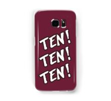 Ten! Ten! Ten! Tye Dillinger  Samsung Galaxy Case/Skin