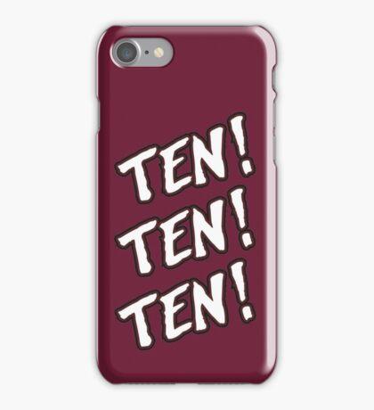 Ten! Ten! Ten! Tye Dillinger  iPhone Case/Skin