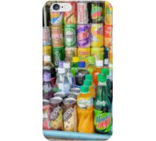 A Colourful Display iPhone Case/Skin