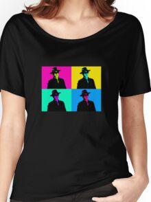 Magneto Pop Art Women's Relaxed Fit T-Shirt