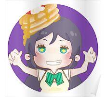 LOVE LIVE! Pancake Nozomi Poster
