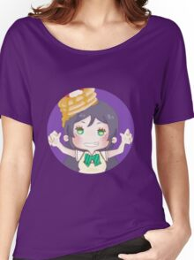 LOVE LIVE! Pancake Nozomi Women's Relaxed Fit T-Shirt