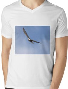 The Great American Bald Eagle 2016-6 Mens V-Neck T-Shirt