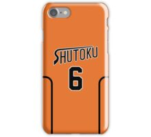 Midorima's Jersey iPhone Case/Skin