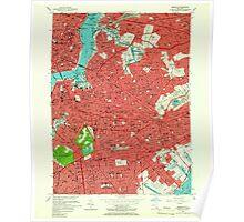 New York NY Brooklyn 123127 1956 24000 Poster