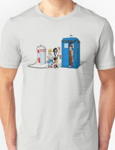 Hey, Doctor Dude! Unisex T-Shirt