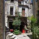 Calcata Italy by Lisa Williams
