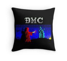 DMC Wizard Throw Pillow