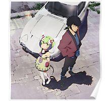 Mira & Kyouma Poster