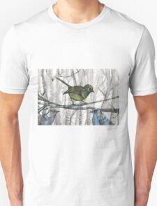 little bird little bird Unisex T-Shirt