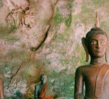 Buddhist Temple in Thailand  Sticker