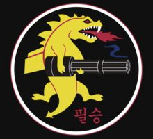 25th Fighter Squadron (choice of background color) One Piece - Long Sleeve