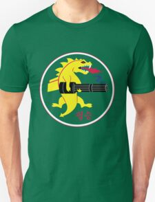 25th Fighter Squadron (choice of background color) T-Shirt