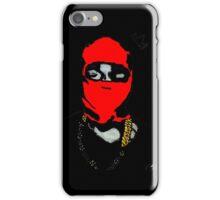 Red Ye (Masked) iPhone Case/Skin