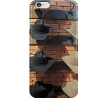 Stetson Country  iPhone Case/Skin