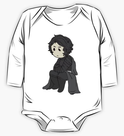 Smol Angry Chibi One Piece - Long Sleeve