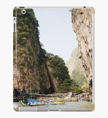 James Bond Island, Thailand  iPad Case/Skin
