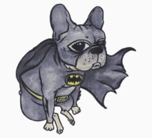 Superhero x French Bulldog 7 of 10 series 1 Kids Tee