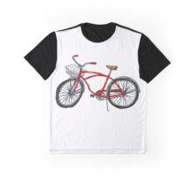 Vintage Pedal Power Graphic T-Shirt