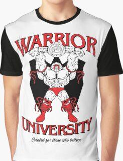 Warrior University Graphic T-Shirt