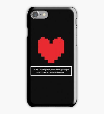 Undertale - Determination Iphone 6 Phone Case iPhone Case/Skin