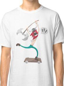 The Vikings Can Skate Classic T-Shirt