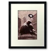 Dr. Salvador Framed Print