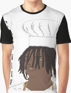 Chief Keef|Chef Keef Graphic T-Shirt