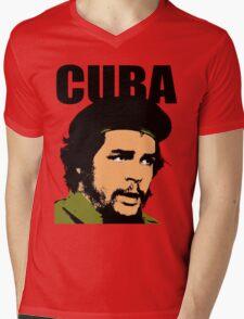 """Ernesto """"Che"""" Guevara Mens V-Neck T-Shirt"""