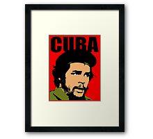 "Ernesto ""Che"" Guevara Framed Print"
