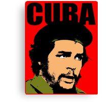 "Ernesto ""Che"" Guevara Canvas Print"