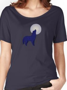 Wolf Nocturne Women's Relaxed Fit T-Shirt