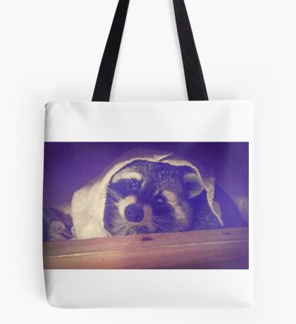 Do I have to get up?   Stanleigh and Friends Tote Bag