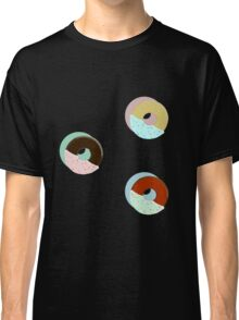 A Trio of Half-Dipped Donuts Classic T-Shirt