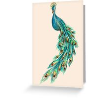 Mr Preen Greeting Card