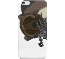 Quotes and quips - snikt, bub iPhone Case/Skin