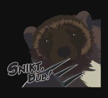 Quotes and quips - snikt, bub Baby Tee