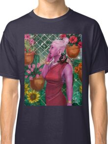 Flower Fence Classic T-Shirt