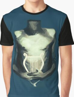 The Lyre of Orpheus Graphic T-Shirt