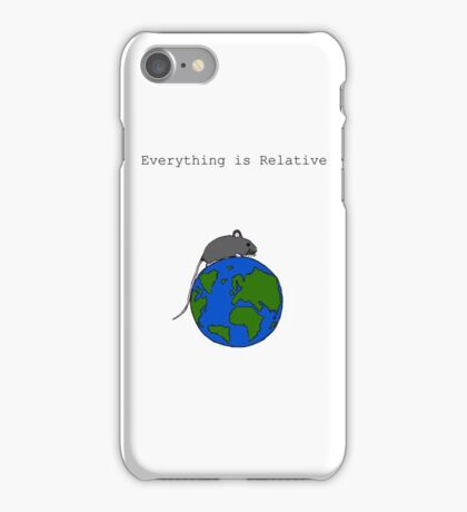 The Mouse Who Ruled The World iPhone Case/Skin