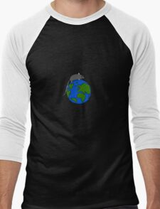 The Mouse Who Ruled The World Men's Baseball ¾ T-Shirt